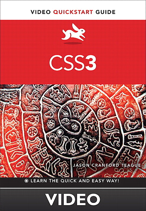 Controlling Typography, CSS3: Video QuickStart