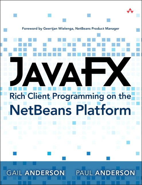 JavaFX Rich Client Programming on the NetBeans Platform
