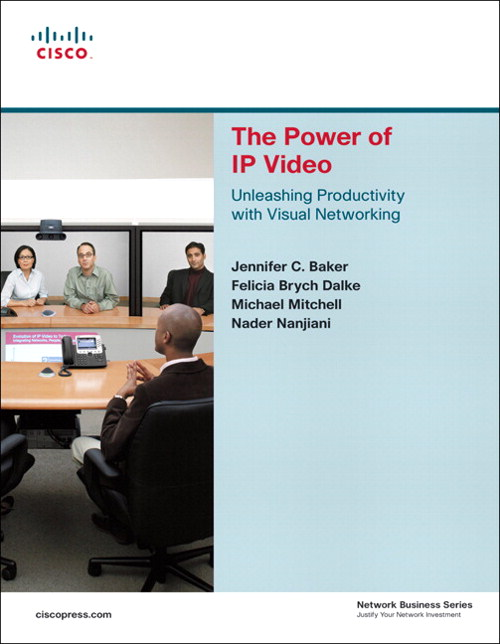 Power of IP Video, The: Unleashing Productivity with Visual Networking