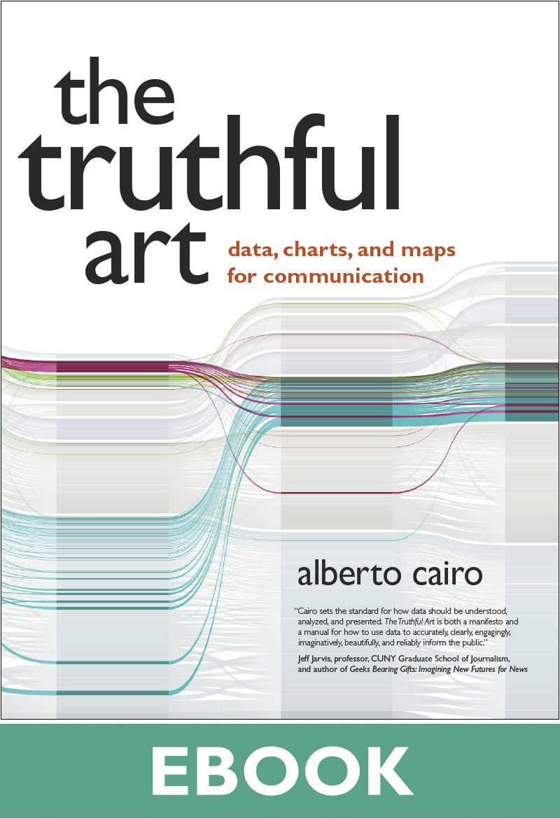Truthful Art, The: Data, Charts, and Maps for Communication
