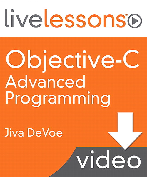Lesson 5: Objective-C Design Patterns
