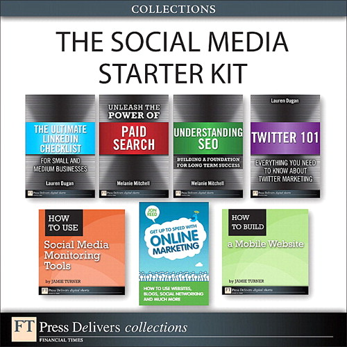 Social Media Starter Kit (Collection), The