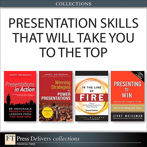 Presentation Skills That Will Take You to the Top (Collection), 2nd Edition