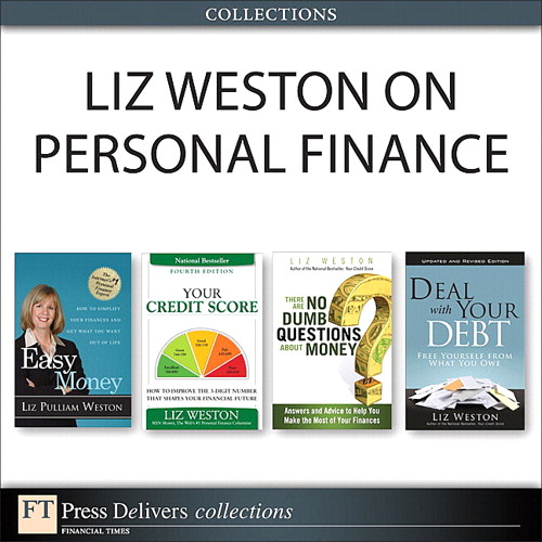 Liz Weston on Personal Finance (Collection), 2nd Edition