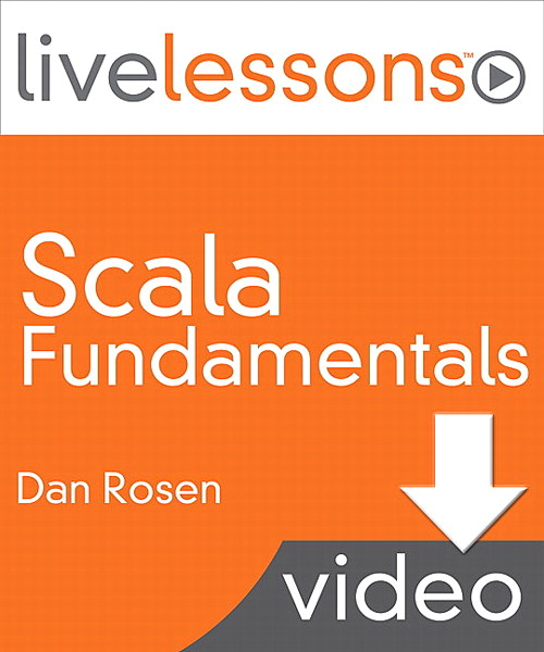 Lesson 1: Getting Started with Scala