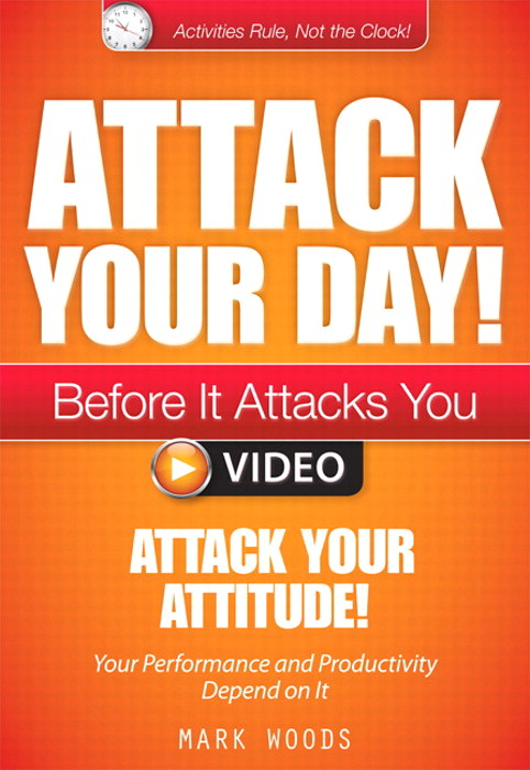 Module 3: Attack Your Attitude!: Your Performance and Productivity Depend on It