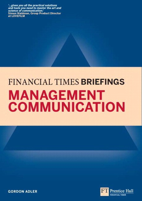 Management Communication: Financial Times Briefing