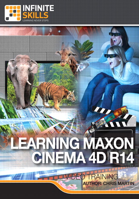 Learning Maxon Cinema 4D R14