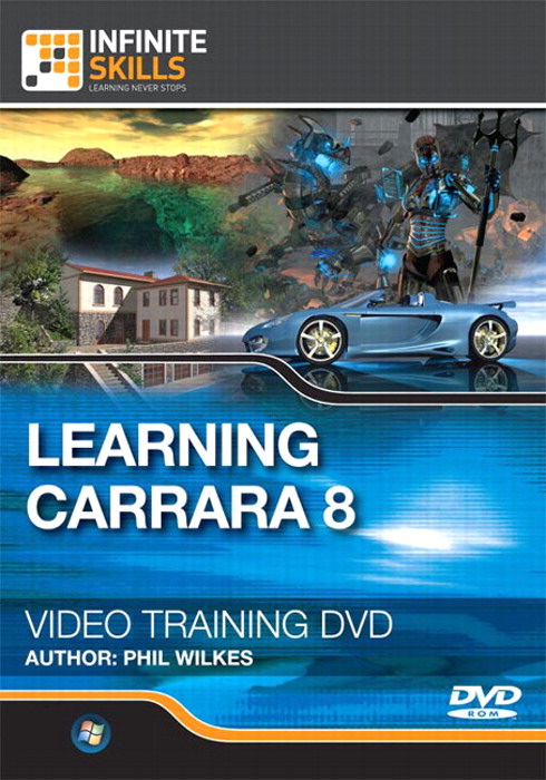 Learning Carrara 8