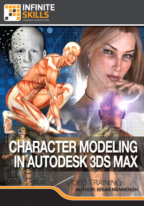 Character Modeling in 3ds Max