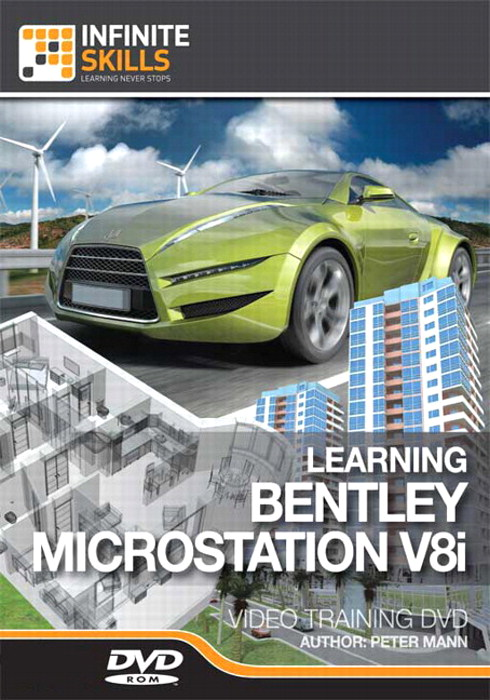 Learning Bentley MicroStation V8i