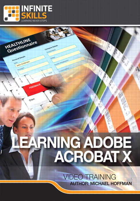 Learning Adobe Acrobat X