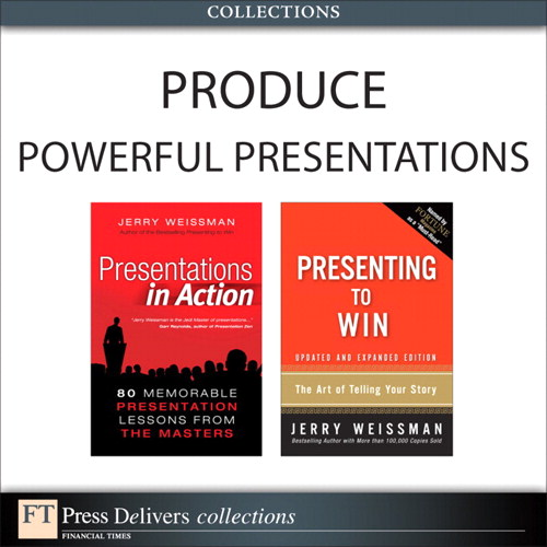 Produce Powerful Presentations (Collection)