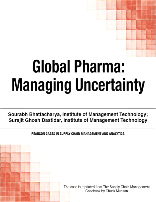 Global Pharma: Managing Uncertainty