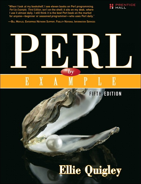 Perl by Example, 5th Edition