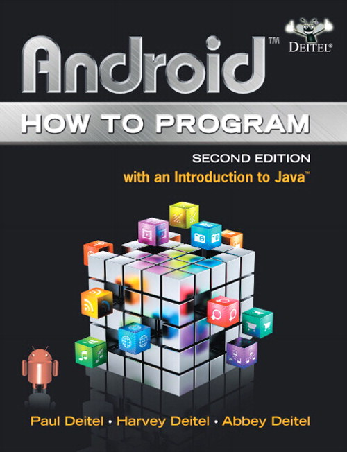 Android How to Program, 2nd Edition