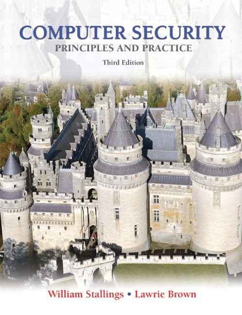 Computer Security: Principles and Practice, 3rd Edition
