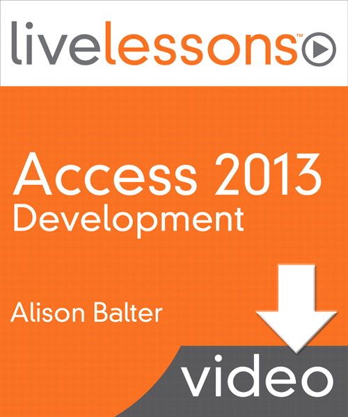Access as a Development Tool, Downloadable Version