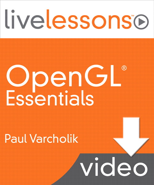 Lesson 1: Introducing OpenGL, Downloadable Version