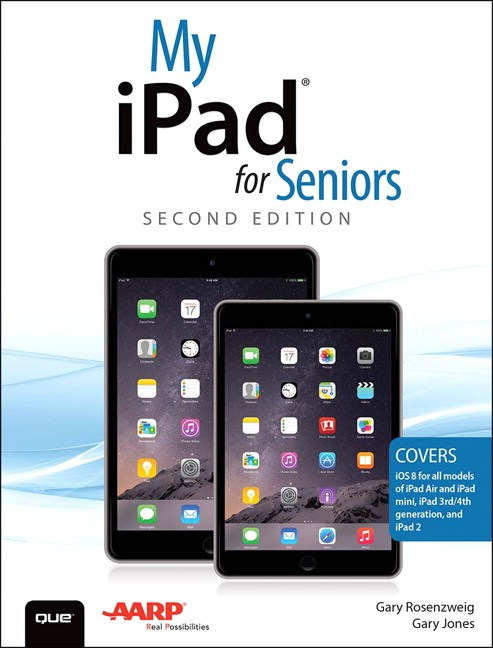 My iPad for Seniors, 2nd Edition