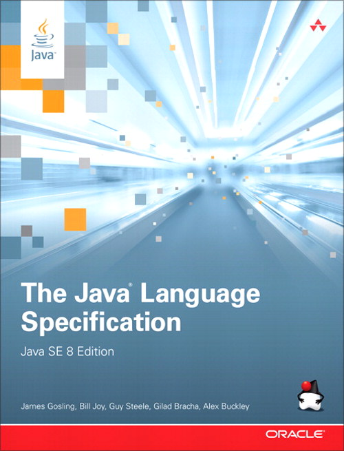 Java Language Specification, Java SE 8 Edition, The
