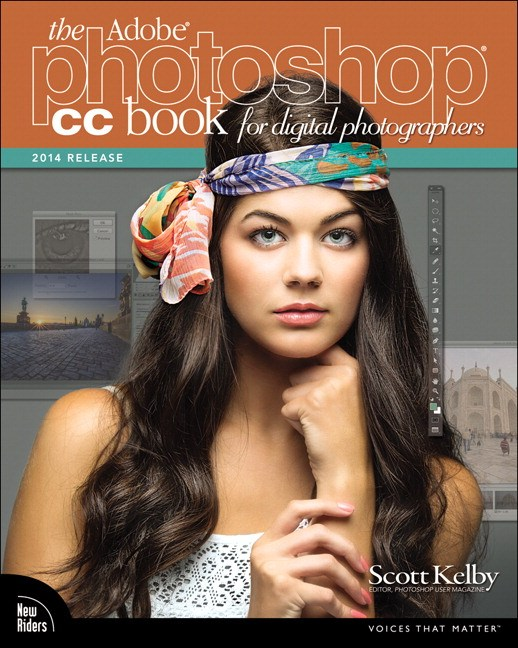 Adobe Photoshop CC Book for Digital Photographers (2014 release), The