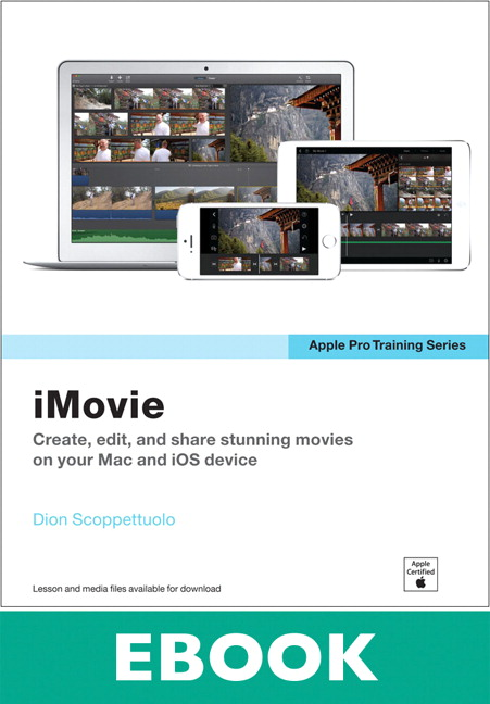 Apple Pro Training Series: iMovie