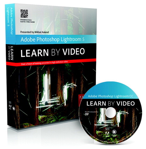 Adobe Photoshop Lightroom 5: Learn By Video