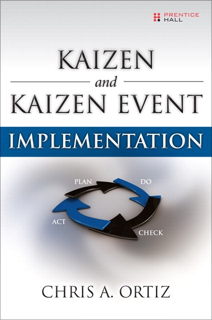 Kaizen and Kaizen Event Implementation (paperback)