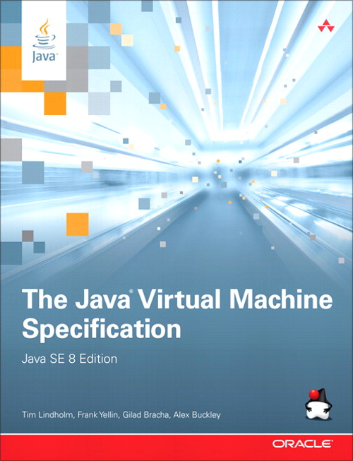 Java Virtual Machine Specification, Java SE 8 Edition, The