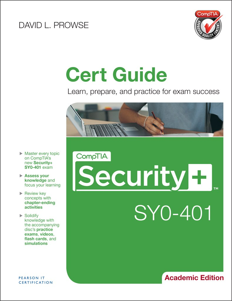 comptia security cert academic sy0 edition guide informit wish certification