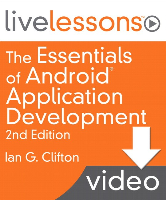 Lesson 1: Creating Your First Android App, Downloadable Version, 2nd Edition
