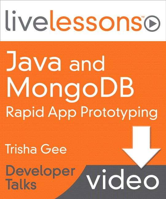 Java and MongoDB Rapid App Prototyping (Developer Talks)