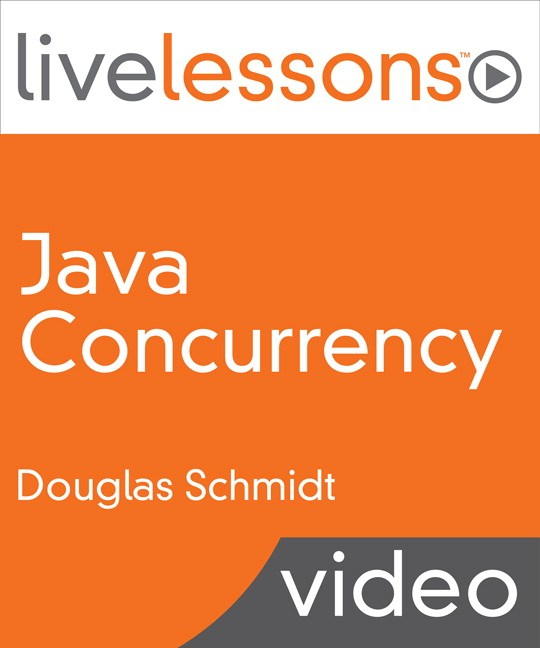 Java Concurrency LiveLessons (Video Training), Downloadable Version