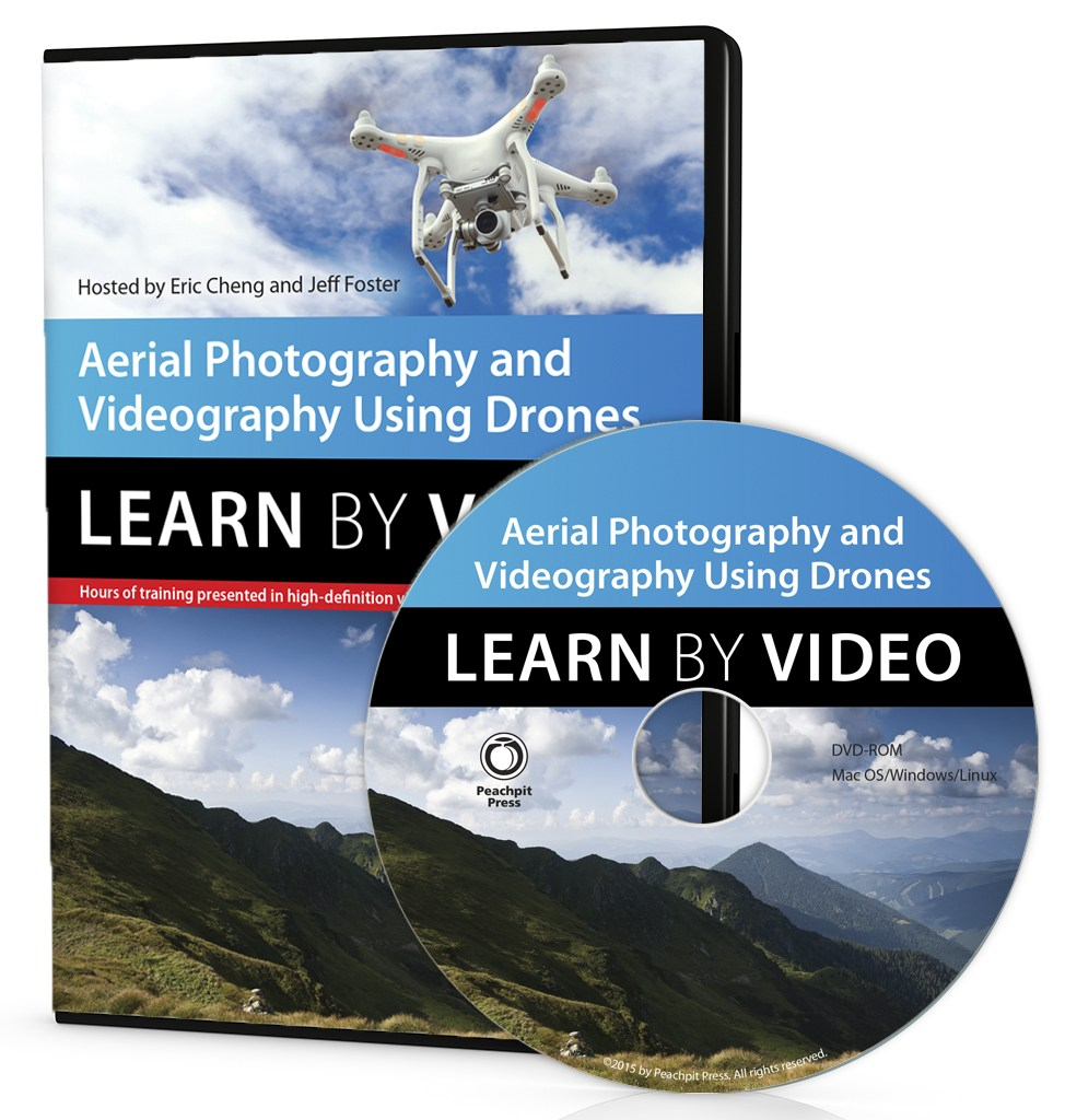 Aerial Photography and Videography Using Drones Learn by Video