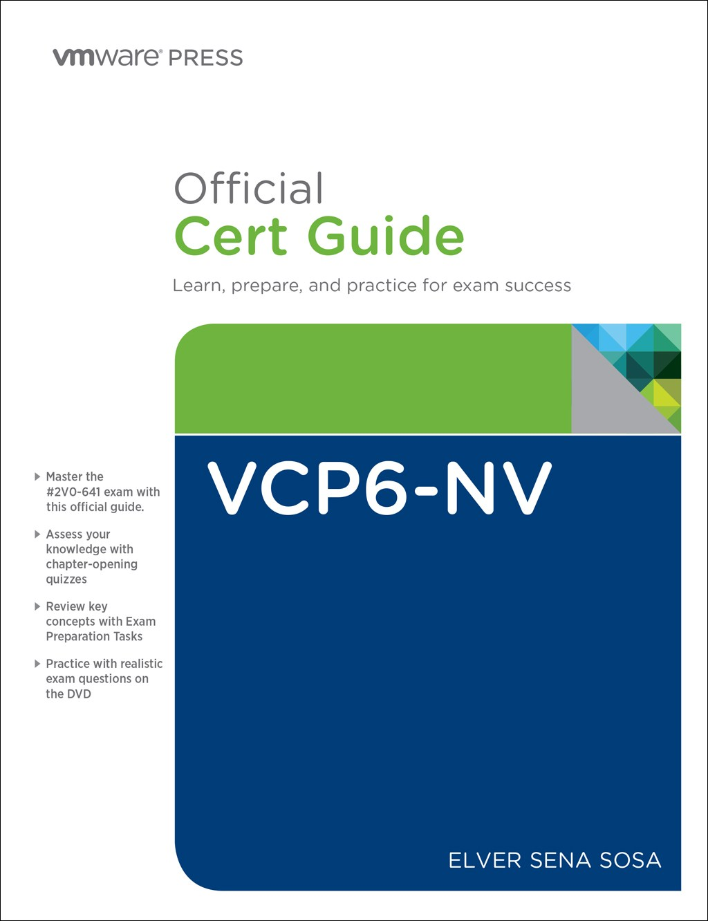 VCP6-NV Official Cert guide (Exam #2V0-641) Premium Edition and exercise Tests