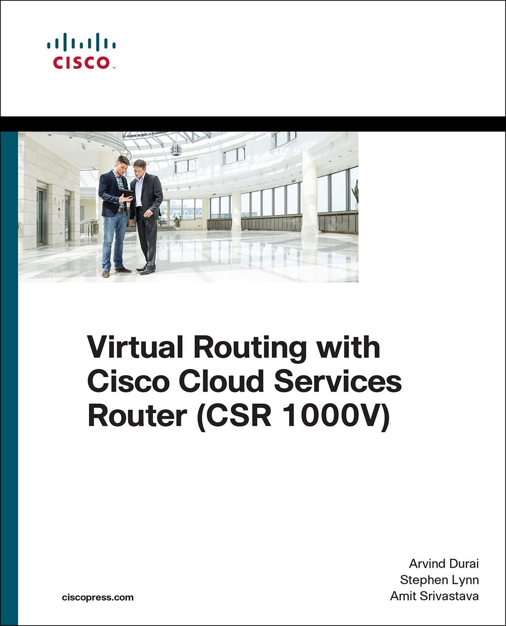 Virtual Routing in the Cloud