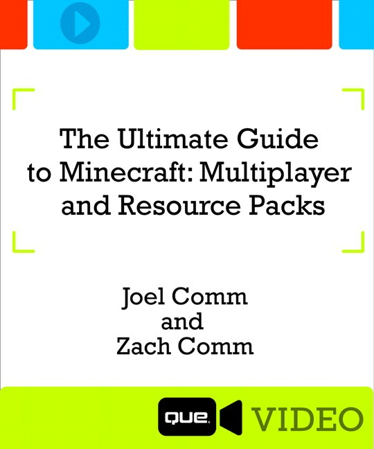 Part 2: Creating Resource Packs, Downloadable Video