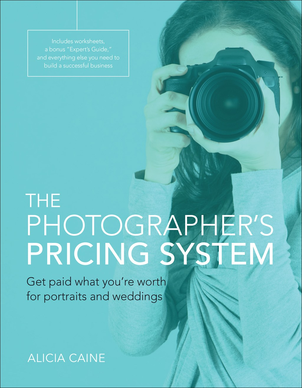 Photographer's Pricing System, The: Get paid what you're worth for portraits and weddings