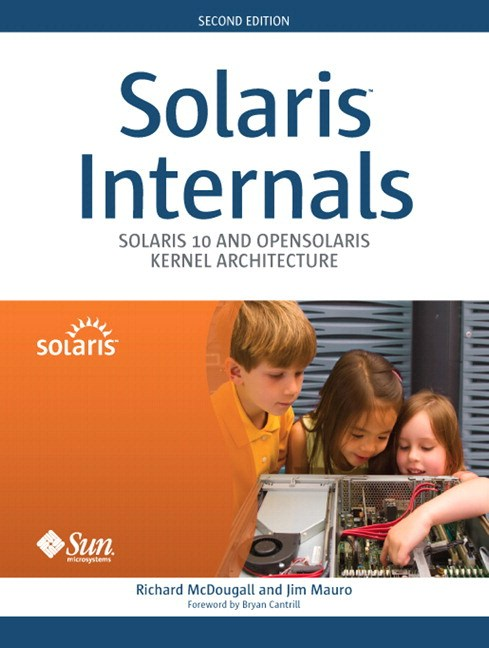 Solaris Internals: Solaris 10 and OpenSolaris Kernel Architecture (paperback), 2nd Edition