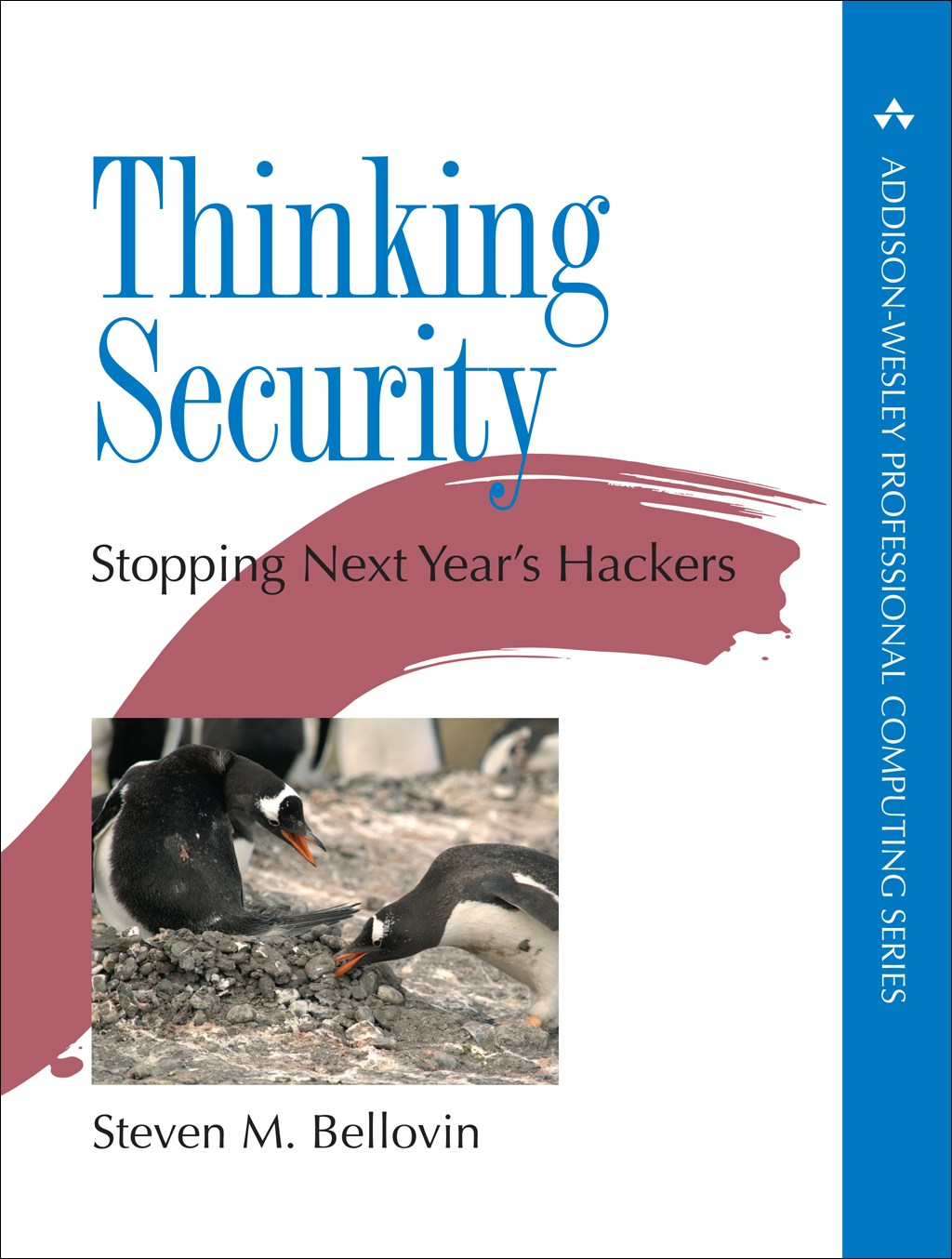 Thinking Security: Stopping Next Year's Hackers
