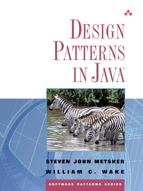 Design Patterns in Java (paperback), 2nd Edition