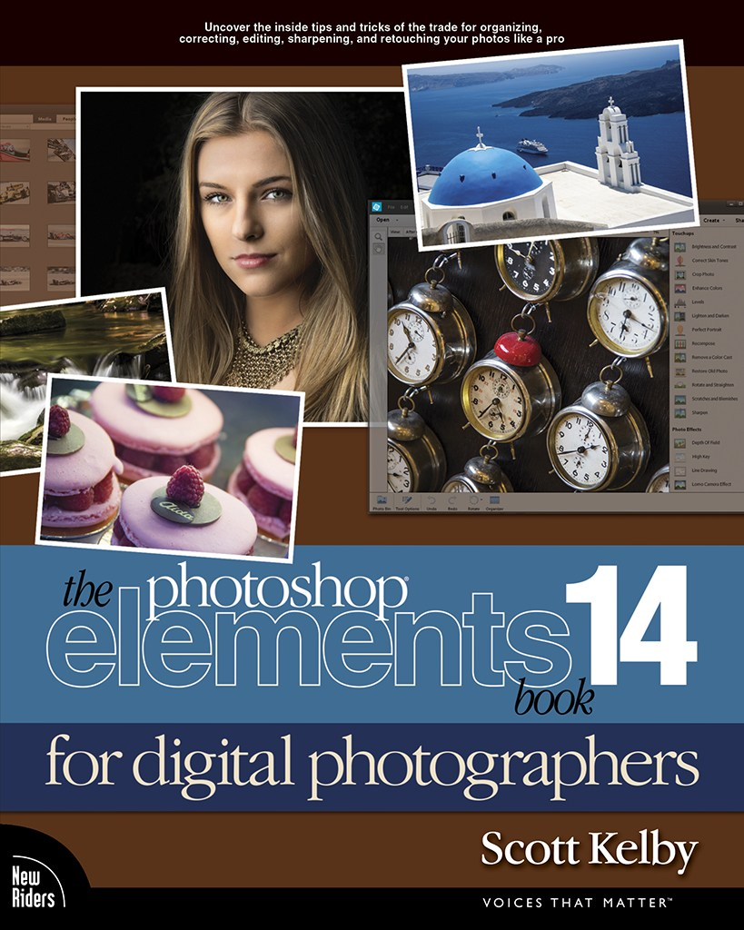 Photoshop Elements 14 Book for Digital Photographers, The