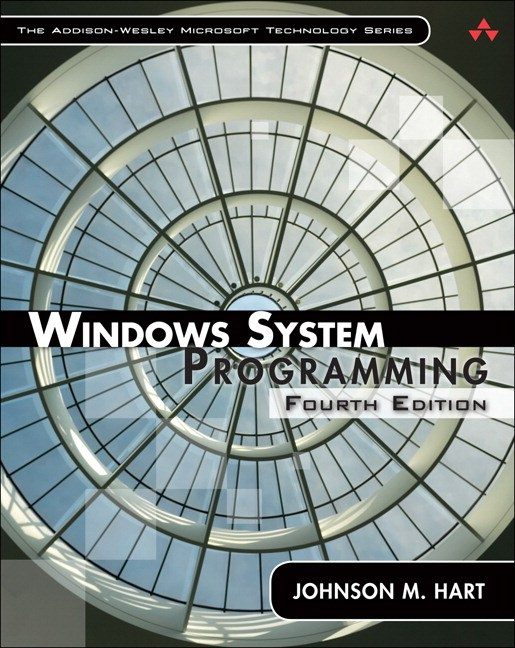Windows System Programming, Paperback, 4th Edition