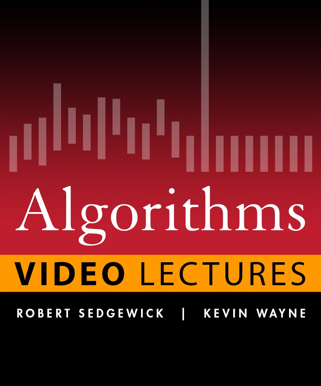 Algorithms  (Video Lectures): 24-part Lecture Series