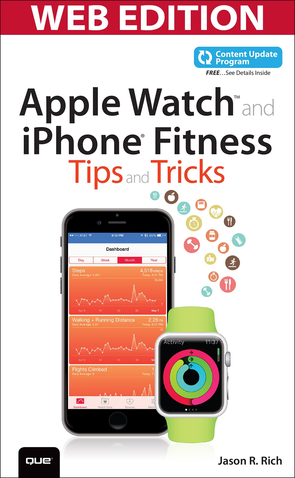Apple Watch and iPhone Fitness Tips and Tricks (Web Edition and Content Update Program)