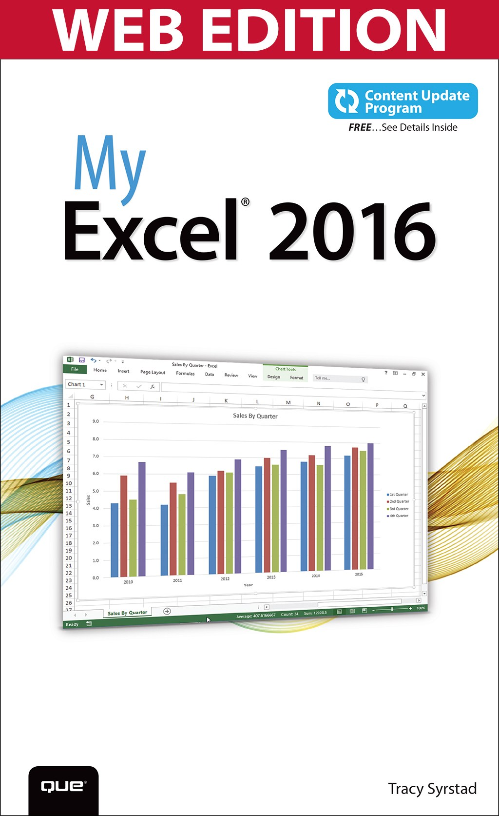 My Excel 2016 (Web Edition with Content Update Program)