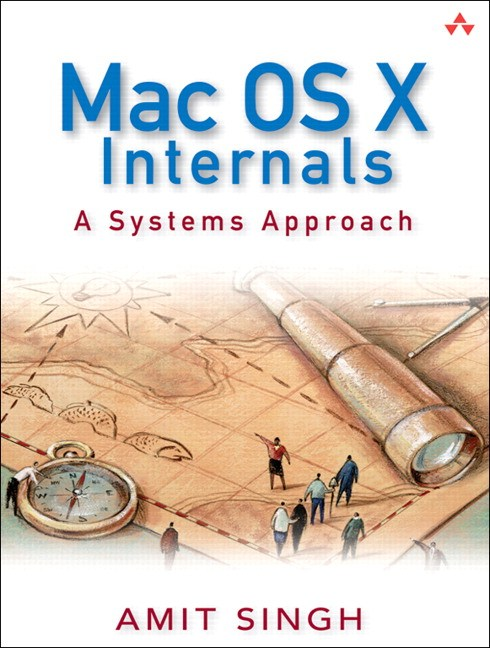Mac OS X Internals: A Systems Approach (paperback)