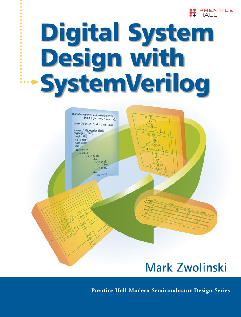 Digital System Design with SystemVerilog (paperback)