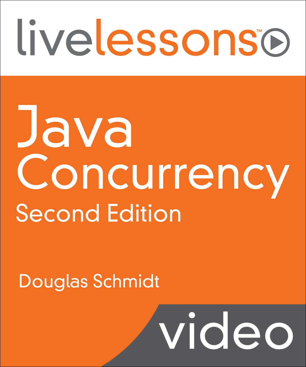 Java Concurrency LiveLessons (Video Training), 2nd Edition